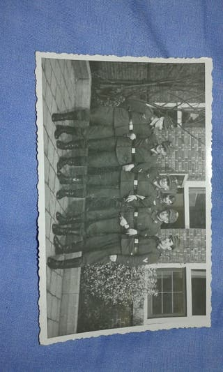 Foto soldados wehrmacht original