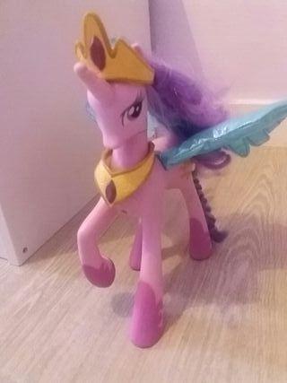 unicornio con luces y sonido