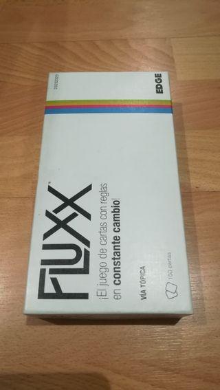 Fluxx divertido juego de cartas