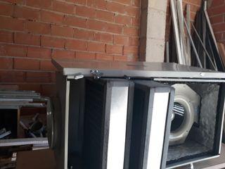 extractor con filtros
