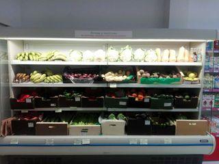 Neveras supermercado (mural de frio)
