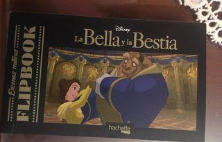 Flipbook la bella y la bestia
