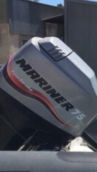 Motor fuera borda (barco)