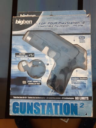 GUNSTATION 2 PLAYSTATION/PS one.
