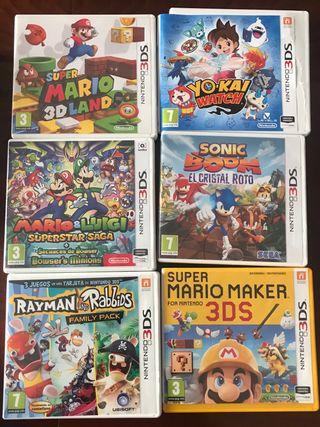 Juegos Nintendo 3ds De Segunda Mano Por 80 En Paiporta En Wallapop