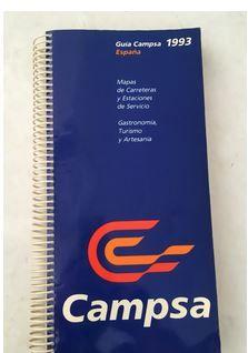 Guía Campsa - año 1993 - Coleccionismo