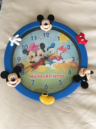 Reloj infantil Mickey
