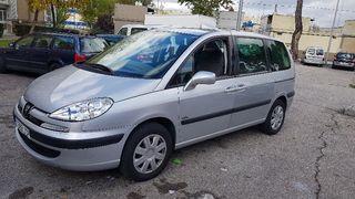Peugeot 807 2.2 hdi 130 cv 6 vl