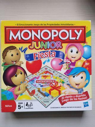 Monopoly junior fiesta