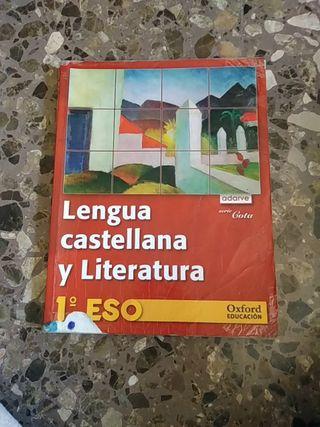 Libro de texto Lengua 1ESO