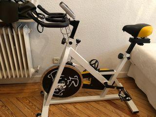 Bicicleta Spinning Casi Nueva