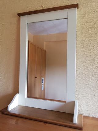 Espejo de baño Ikea de segunda mano en Madrid en WALLAPOP