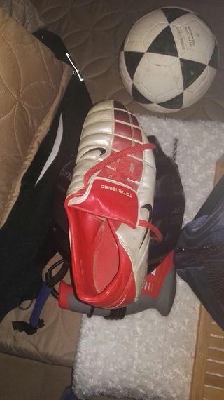 botas de fútbol poco uso