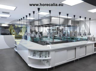 Maquinaria y mobiliario restaurantes