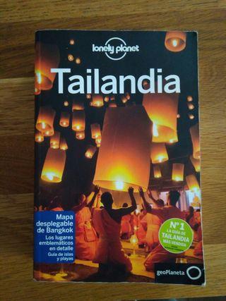 Guía Tailandia Lonely Planet última ed. + regalo