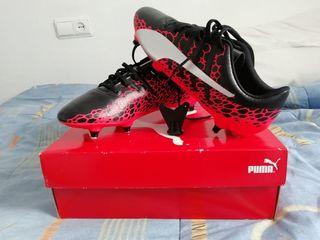 botas de fútbol talla 43