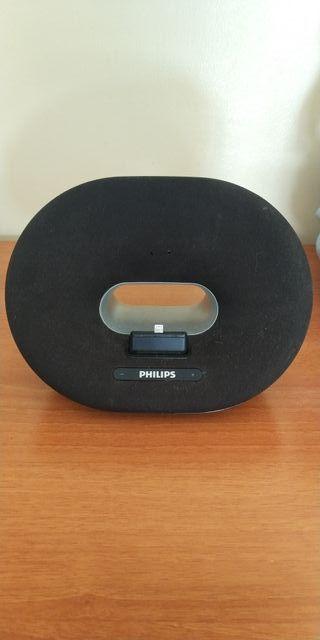 Altavoz Philips DS3205 para iPhone