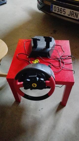 volante ferrari PS4