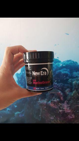 Oferta Premium NEW ERA peces acuario dulce salado