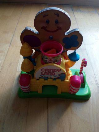 bingo infantil candy land