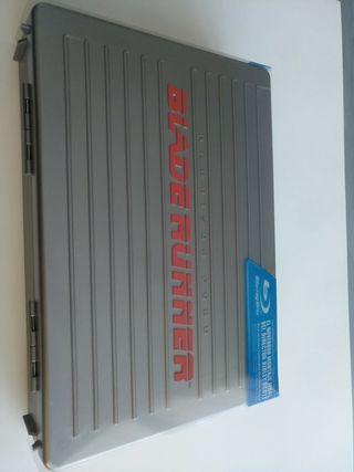 Película Blade Runner Blu-ray maletín