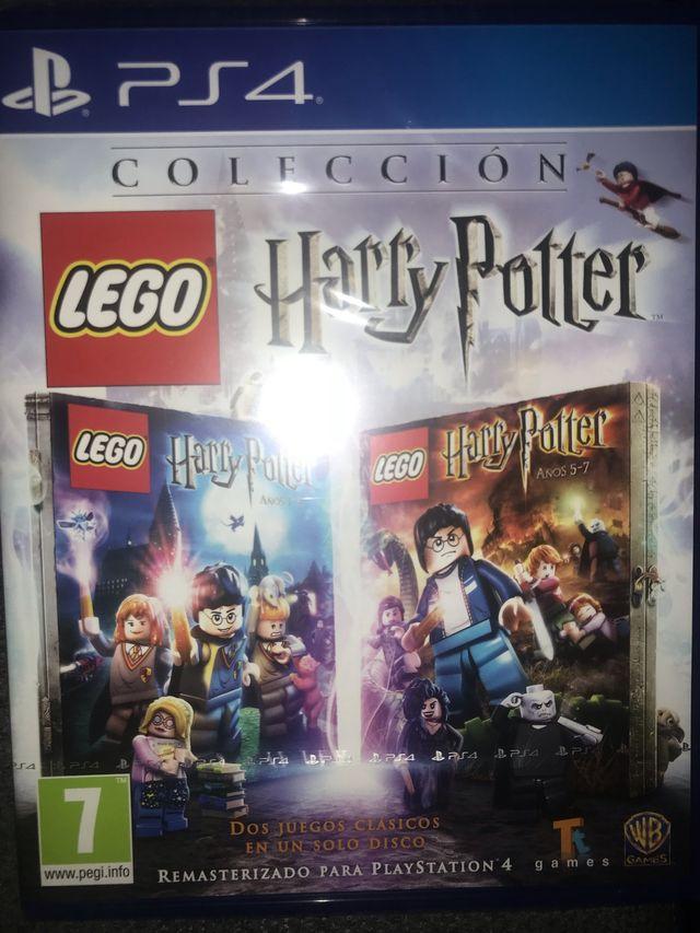 Harry Potter Collection Ps4 Precintado De Segunda Mano Por 25 En