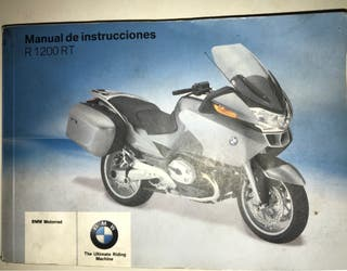 Manual moto BMW