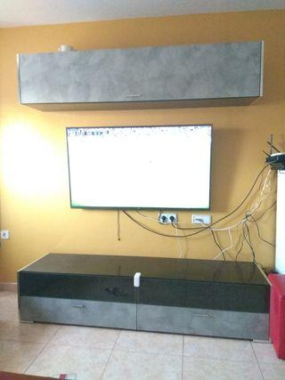 BLACK FRIDAY mueble tv bajo y alto