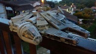 LEGO STAR WARS:Halcon milenario