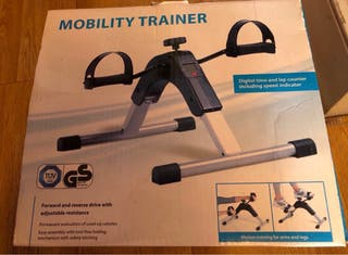 Mobility trainer for arms and legs