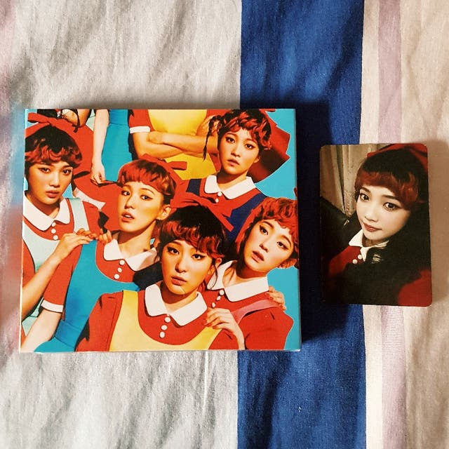 The Red - Red Velvet