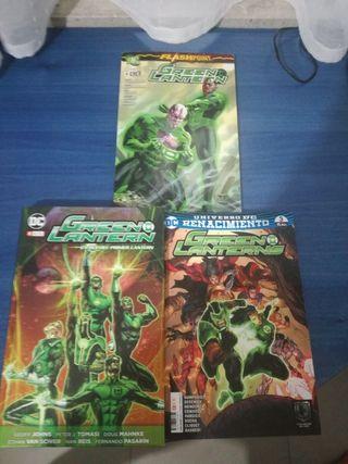 Comics de Green lantern