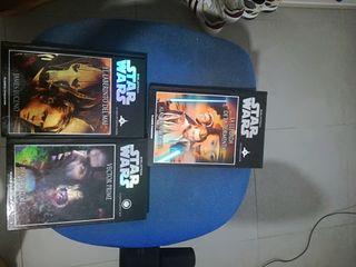 Libros de Star Wara