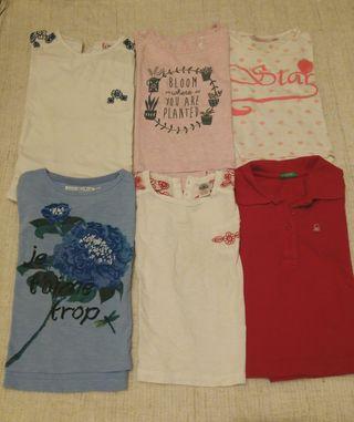 d1461ae5c Camisetas Zara niña de segunda mano en Brunete en WALLAPOP
