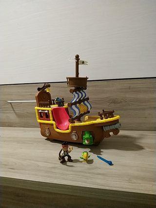 Barco de Jake el Pirata