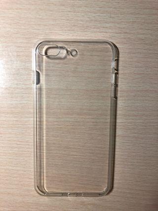 Funda transparente iphone 7/8 plus