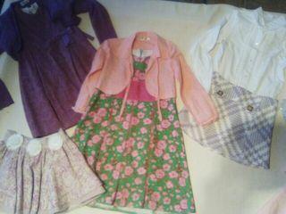 Ropa de vestir niña