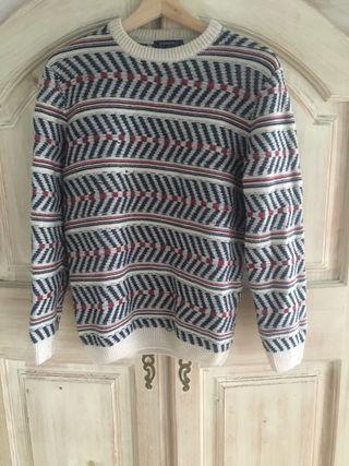Suéter de hombre de Springfield 15% de lana