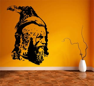 vinilo decorativo vikingos