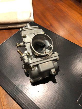 carburador 24 mikuni campana plana