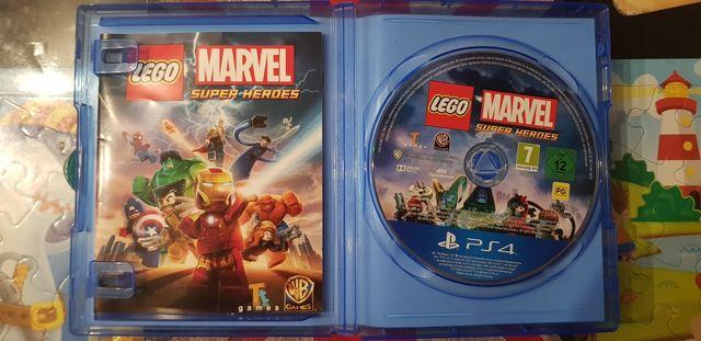 Juego Ps4 Lego Marvel Super Heroes De Segunda Mano Por 20 En