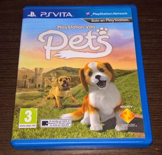 PLAYSTATION VITA PETS - Ps Vita -