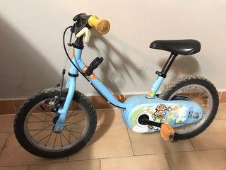 Bicicleta niño bici