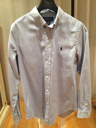 Camisa Oxford Polo Ralph Lauren