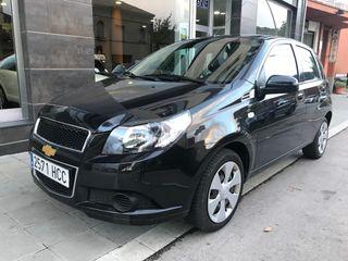 Chevrolet Aveo 94.000km 2011 1.4 100cv gasolina