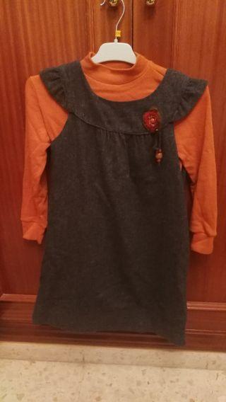 Pichi niña + camiseta de regalo