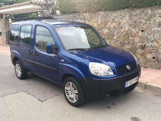 Fiat Doblo combi 2006 - 132.000km / ruedas nuevas