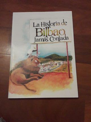 libro sobre la historia de bilbao