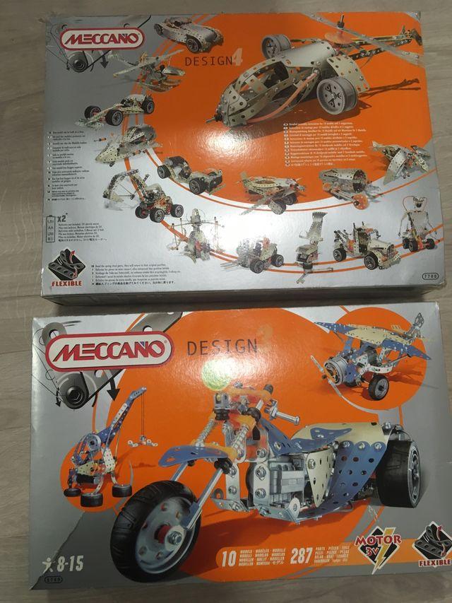 Mecano design 3 y 4