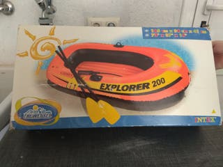 Kayak hinchable Intex Explorer 200